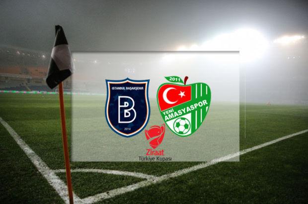 Medipol Başakşehir - Yeni Amasyaspor maçı hangi kanalda, saat kaçta, ne zaman?