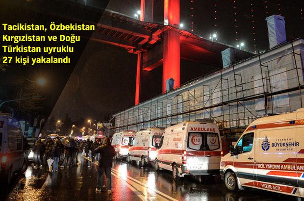 Bursa'da DEAŞ'a yönelik Reina operasyonu