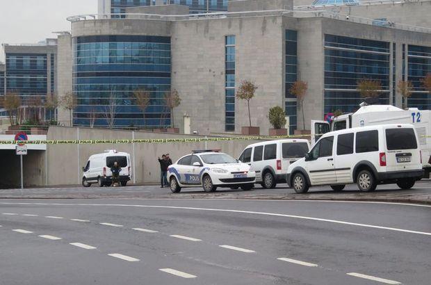 SON DAKİKA! Anadolu Adliyesi'nde şüpheli bulgu hareketliliği