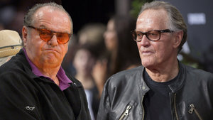Jack Nicholson emekli oldu