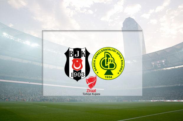 Beşiktaş - Darıca Gençlerbirliği maçı hangi kanalda, saat kaçta, ne zaman?