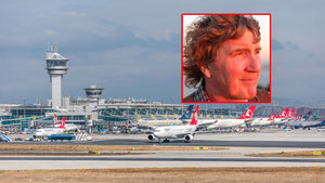 Atatürk Havalimanı'nda 'kabul edilemez yolcu'