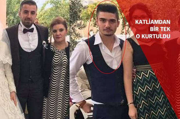 İzmir'de aynı aileden 4 kişiyi öldüren zanlı intihar etti