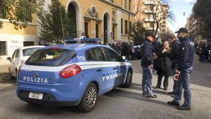 İtalya'nın başkentinde peş peşe şiddetli depremler!