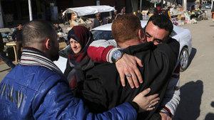 Irak Özel Kuvvetleri Musul'un doğusunu DEAŞ'tan geri aldı