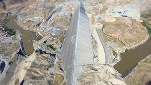 Ilısu Barajı ile ülke ekonomisine yılda 1,3 milyar lira katkı