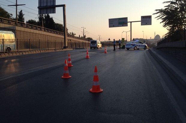 İstanbul kapalı yollar! EGM, İstanbul'da bazı yolların kapatılacağını duyurdu!