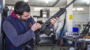 Silahların üretiminde uygulanan ihracat kısıtlaması kalktı