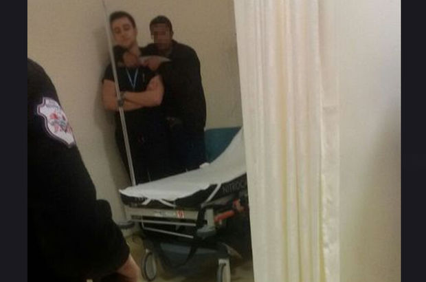 Bursa'da sağlık çalışanı rehin alındı