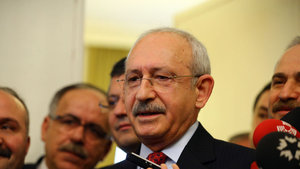 Kılıçdaroğlu A Takımı'nı Meclis'te topladı