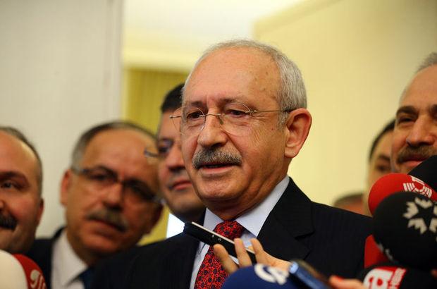 Kemal Kılıçdaroğlu CHP Merkez Yönetim Kurulu'nu topladı