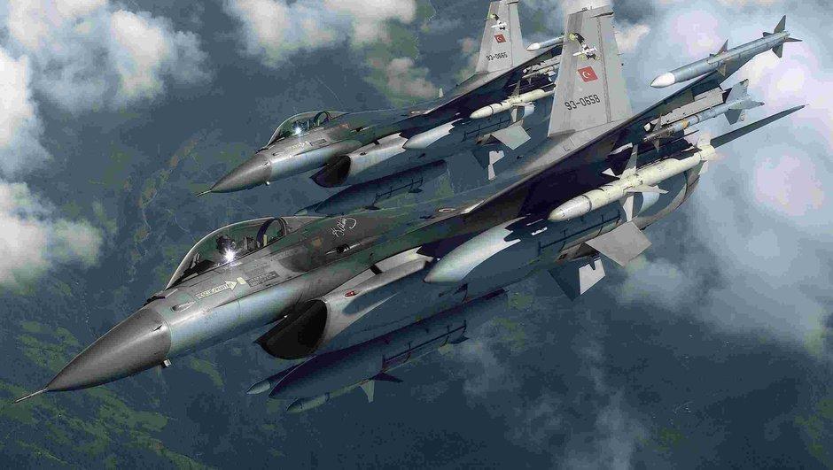 Türk ve Rus jetlerinden DEAŞa karşı ortak operasyon!