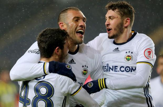 Fenerbahçe, Türkiye Kupası'nda gruptan çıktı