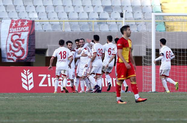 Göztepe: 0 - Sivasspor: 2