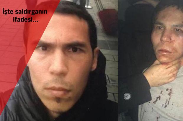 Reina saldırganı Abdulkadir Masharipov ifade verdi