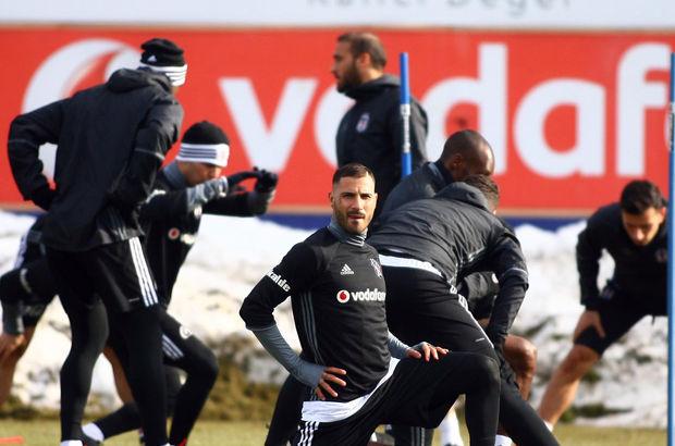 Beşiktaş, Darıca Gençlerbirliği'ne hazır!