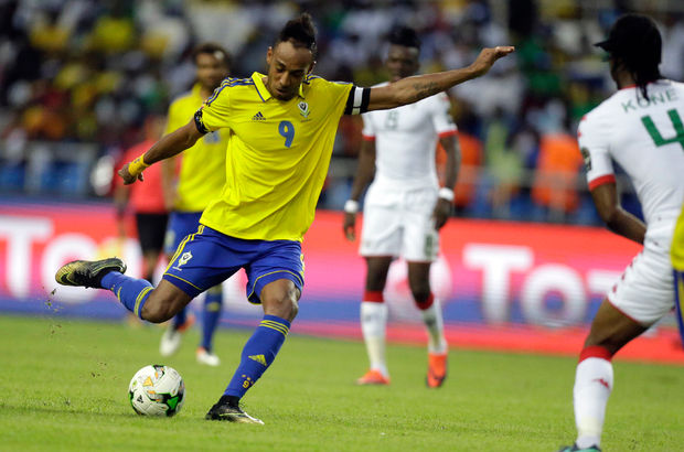 Gabon: 1 - Burkina Faso: 1