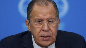 Sergey Lavrov: ABD'ye davet gönderilecek