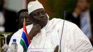 Afrika'da Gambiya'ya askeri müdahale hazırlığı