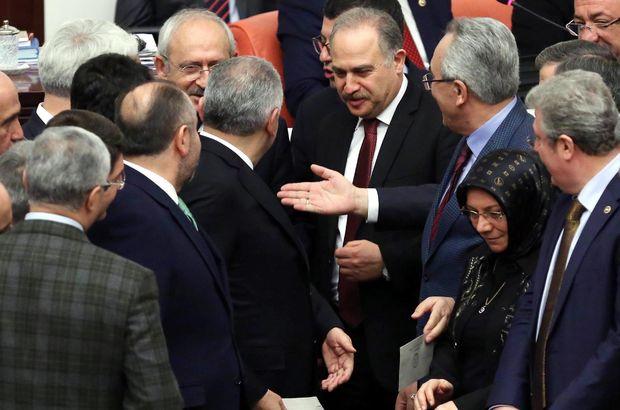 Anayasa değişikliği teklifinde 7. madde kabul edildi