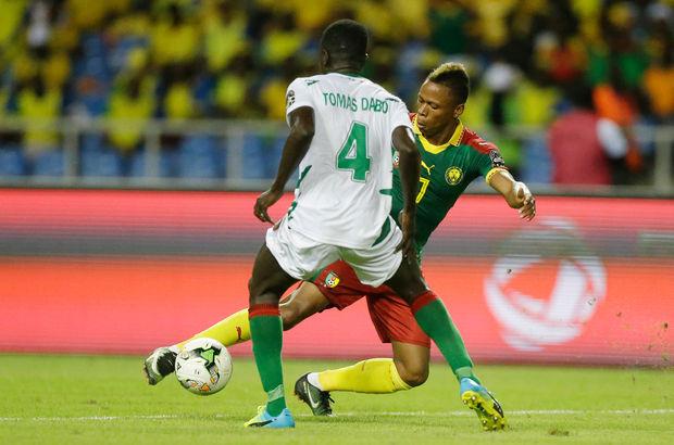 Kamerun: 2 - Gine-Bissau: 1