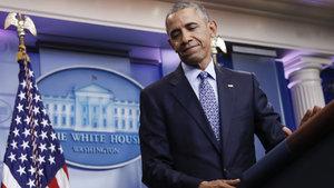 Obama: İsrail-Filistin meselesinde çözüm için zamanın geçmesinden endişe ediyorum