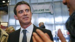 Manuel Valls'e tokat atan gence 3 ay tecilli hapis
