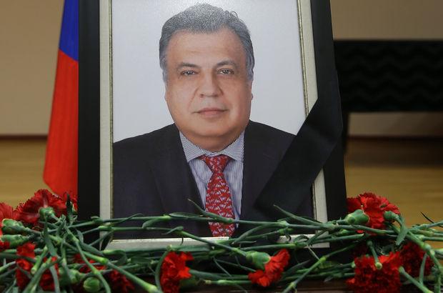 Rus Elçi Andrey Karlov suikastinde flaş gelişme