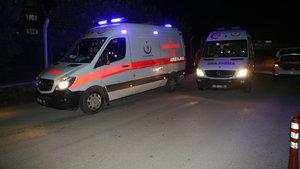 Adana'da cezaevinde yangın çıktı