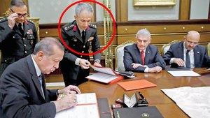 YAŞ'ı imzaya sunan Albay Fehmi Atuk'ta  FETÖ'den tutuklu!