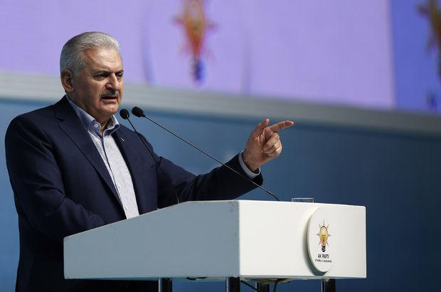 Başbakan Binali Yıldırım'da AK Partili vekillere 3 uyarı
