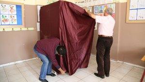 YSK'dan oy verme kabini için ihale ilanı