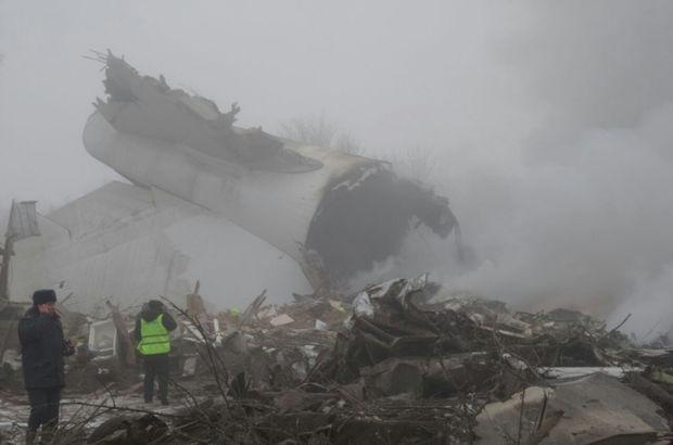 kırgızistan uçak kazası