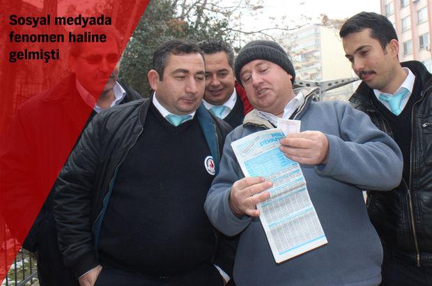 Denizli'de 'şakacı milyoner' olarak bilinen otobüs şoförü Cevdet Demirtaş işten atıldı