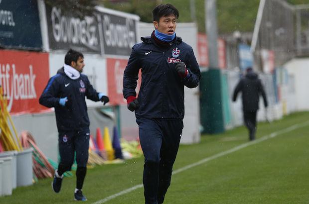 Hyun-Jun Suk Trabzonspor