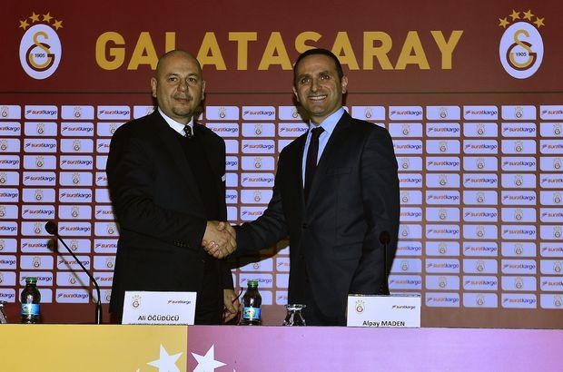 Galatasaray'a yeni sponsor Sürat Kargo