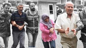 Aynur Tunçdede'yi öldüren ve kemiklerini saklayan dayı anne ve babasına tahliye