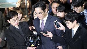Samsung Başkanı'nın tutuklanma talebine ret