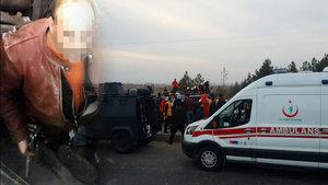 Diyarbakır'da 4 polisin şehit olduğu saldırıda, polislerin silahını böyle çaldı
