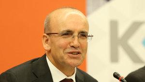 Mehmet Şimşek: Piyasalar şu an toz duman