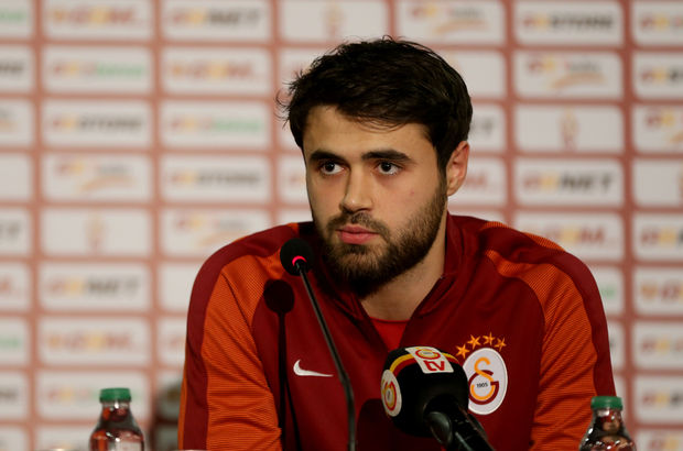 Ahmet Çalık, Galatasaray'a transferini anlattı