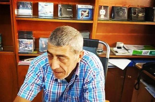 Ünlü yapımcı Metin Sarp hayatını kaybetti