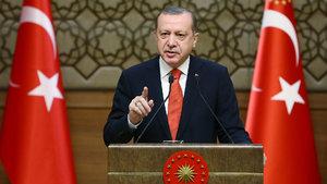 Erdoğan: Artık atacak kurşunları kalmadı, hücum pozisyonuna geçtik