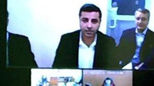 Selahattin Demirtaş'a, 'Terör örgüt propagandasından' ilk beraat kararı