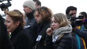 ACT pilotlarının cenazeleri getirildi