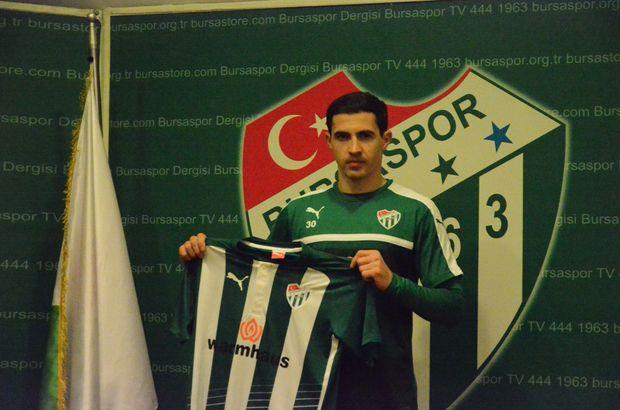 Stancu Bursaspor ile sözleşme imzaladı