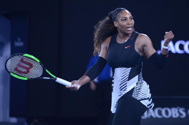 Serena Williams ve Rafael Nadal 3. turda!