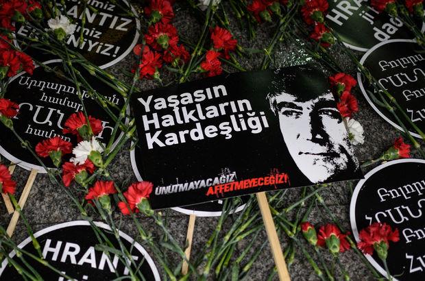 Hrant Dink önergesi kabul edilmedi