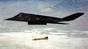 ABD, hayalet uçaklarıyla DEAŞ'ı vurdu