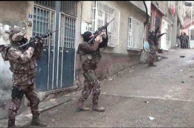 Gaziantep'te DEAŞ cephaneliğine operasyon